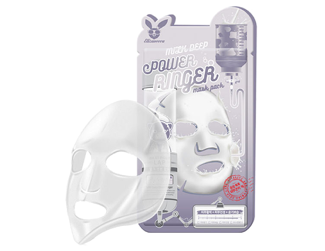 Elizavecca Milk Deep Power Ringer Mask Pack