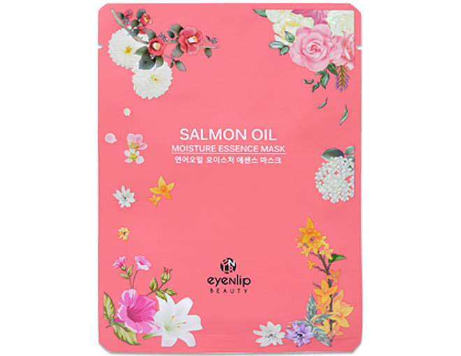 Eyenlip Beauty Salmon Oil Moisture Essence Mask